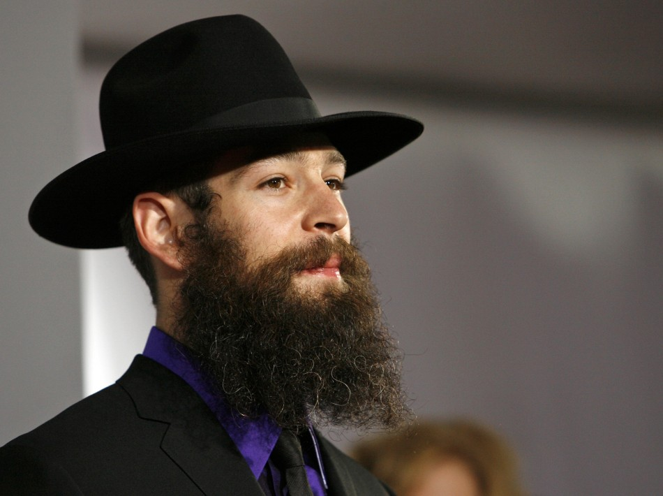The world is still mourning the loss of Matisyahu's beard ...